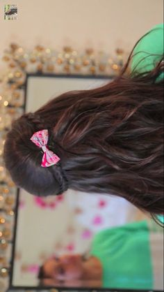 # running late hair styles #bethany mota # bows before Bros -bethany mota quote