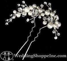 AA Bridal Bridal Headpiece S-2486M