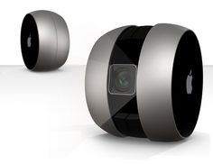 Your very own micro projector that hooks up to ipad and iphone...if only!
