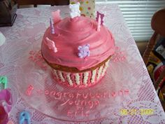 New Baby Cupcake!