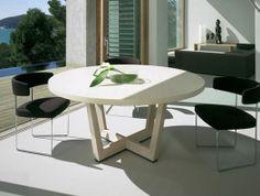 kerek asztal, étkező asztal,Uves, Mobili Mania,  -