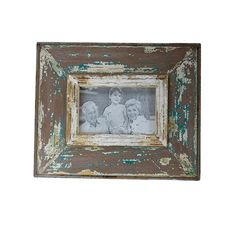 Quay Accents Wooden Photo Frame
