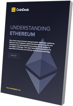 CoinDesk's Ethereum Research Report Now Available
