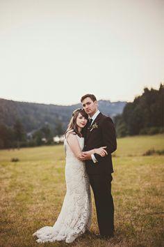 Intimate Canada Farm Wedding Photo By Ameris Photography Read More