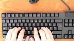 Kymmensormijärjestelmän opettelu, viikko 5: kirjaimet va ja pilkku  Riku Järvinen Computer Keyboard, Ipad, Technology, Teacher, Takana, School, Youtube, Runway, Tech