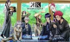 k project 2016 Kk Project, K Project Anime, All Anime, Anime Guys, Manga Anime, Missing Kings, Suoh Mikoto, Return Of Kings, Laptop Wallpaper