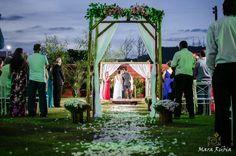 Cerimônia ao ar livre Saron Cerimonial Vila Velha -ES