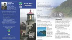 Heceta Head Lighthouse, by the Oregon Parks and Recreation Department