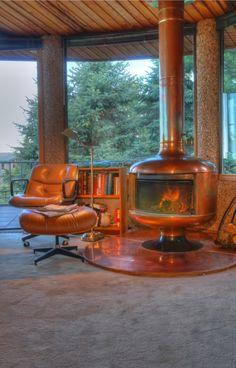 Boulder architect Charles Haertling the Aspen Leaf House series