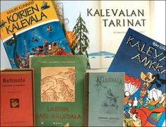 Erilaiset Kalevalat Finland, Mythology, Cover, Books, Livros, Libros, Book, Blanket, Book Illustrations