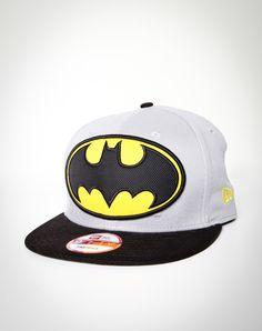 New Era hats all I wear #batman
