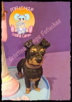 Cristina Táborok Fofuchas: Fofucha kutyával 4