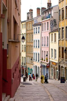 Lyon, France  Find Super Cheap International Flights to Lyon, France ✈✈✈ https://thedecisionmoment.com/cheap-flights-to-europe-france-lyon/