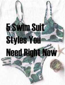 5 Swimsuit Styles You Need Right Now https://alexamclain.wordpress.com/2017/02/22/swimwear-2017-where-to-buy-swimwear-this-spring-break/  http://www.zaful.com/palm-leaf-side-strap-bkini-p_251242.html?lkid=10380028