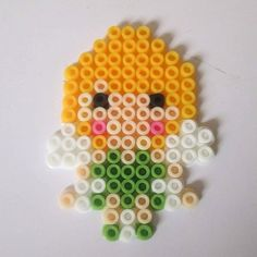 Tinker Bell hama beads by  thisisgoretti