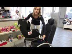 Der Cybex Sirona Reboard Autositz ist komfortabel verstellbar und bietet absolute Sicherheit für Euer Kind. Langlebig und mitwachsend ist der Cybex Sirona die perfekte Kombination aus Sicherheit, Funktionalität und Flexbilität. Mehr auf http://www.familienbande.com
