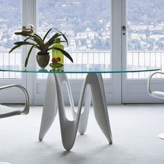 282 Best Glass Dining Table Images On Pinterest Dining