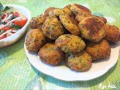 Cukkini fasírt   Gazdagné Djinisinka Margit receptje - Cookpad receptek Baked Potato, Potatoes, Baking, Vegetables, Ethnic Recipes, Food, Potato, Bakken, Essen