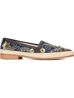 alpargatas con detalles Mocassins, Chaussures Espadrilles, Des Espadrilles,  Modèles De Chaussures 5d25fd2d3dcf