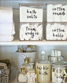 "16 gilla-markeringar, 1 kommentarer - All The Things (@allthethingsdesign) på Instagram: ""Organized is pretty ✨ Make guests impressed & your life easier. . . #getorganized #storageideas…"""