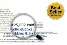 You've written or thinking of writing an ebook, this is perfect for you. Learn how to promote your Amazon Kindle ebook and make more sales. Get into the bestseller list and make more money with your Kindle book. We also offer courses on how to write an ebook in 5 days and how to market it. Contact us for more details. Get the course now and start getting paid by Amazon anywhere in the world.