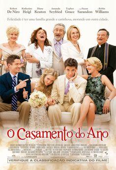 Com Robin Williams filme O Casamento do Ano estreia nesta sexta