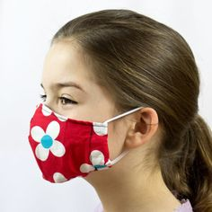 Germ Free Face Mask Pattern | Sewing Pattern | YouCanMakeThis.com   great for allegies, mowing , cleaning etc.
