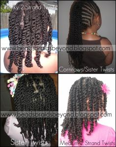 The Importance of Protective Styling   CurlyNikki   Natural Hair Care