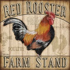 Country Rooster I <br/> Jen Killeen