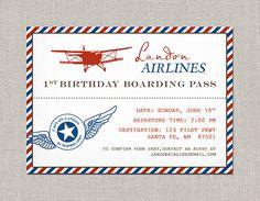 VintageAirplaneBirthdayInvitationPrintablebyPaperPatchINK