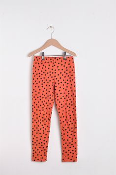 Jogger pants with all over banana pants. Features ribbed waistband and cuffs. In color setting sun red. Jogger Pants, Joggers, Sweatpants, Barcelona, French Terry, Organic Cotton, Pajama Pants, Swimsuits, Sporty