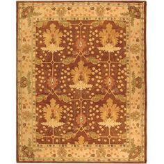 Safavieh Anatolia Carley Hand-Tufted Wool Area Rug or Runner, Beige