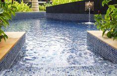Onix Mosaic | Vanguard Pool Tourmaline