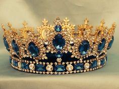 a kingdom for my crown...
