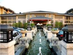 Kaifeng New Century Kaifeng Grand Hotel China, Asia New Century Kaifeng Grand Hotel is conveniently located in the popular Longting area. The hotel offers a wide range of amenities and perks to ensure you have a great time. Facilities like casino, 24-hour room service, facilities for disabled guests, Wi-Fi in public areas, valet parking are readily available for you to enjoy. Some of the well-appointed guestrooms feature television LCD/plasma screen, non smoking rooms, air con...