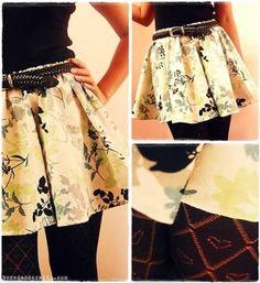 Circular Skirt Tutorial