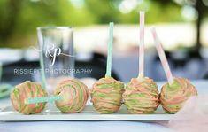 Kitchen Tea / Bridal shower : Cake pops