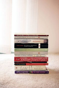 I want to read all these books.
