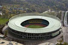 Ernst Happel Stadium (Wien, Austria) By Otto Ernst Schweizer