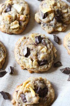Kettle Chip Chocolate Chunk Cookies...Ooey gooey, salty and sweet!