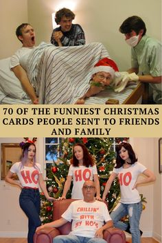 If you're still unsure about your next Christmas card, check out how these 70 people made theirs. Hopefully, you don't find yourself recreating any of them.