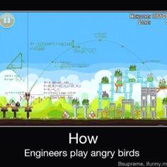 Angry engineering