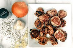 These Italian turkey meatballs are so moist and flavorful that you won't want to stop eating them. And that's a good thing because this is a recipe that you can make a big batch of at once and freeze them for future use. Italian Turkey Meatballs, Dry Bread Crumbs, Everyday Dishes, Food Challenge, Italian Seasoning, Stop Eating, Spicy Recipes, Pasta Dishes, Food Hacks