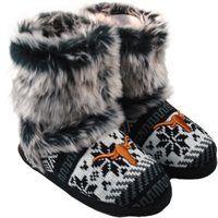 Texas Longhorns Women's Knit Bootie