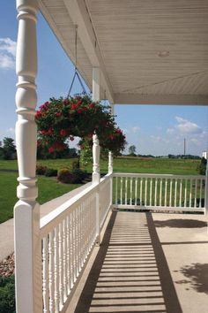 pictures of porch posts and railing - Yahoo Image Search Results