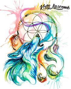 Amazing Drawings, Cool Drawings, Amazing Art, Awesome, Watercolor Pencils, Watercolor Art, Watercolors, Love Art, Animal Drawings