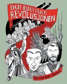 Den russiske revolusjonen Folk, Joker, Comic Books, Den, Comics, Fictional Characters, Popular, Fork, Comic Book