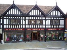 Our Country Clothing and Gunroom store