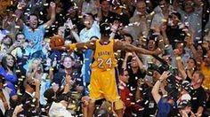 Kobe Bryant's Top 10 Plays of his Career, via YouTube.