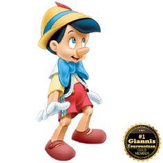 Pinocchio, Luigi, Cartoons, Fictional Characters, Cartoon, Cartoon Movies, Fantasy Characters, Comics And Cartoons, Comic Books